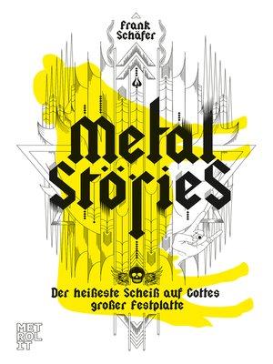 cover image of Metal Störies