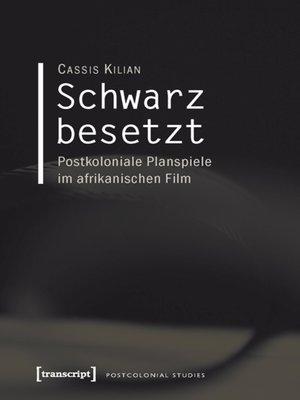 cover image of Schwarz besetzt