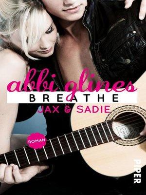 cover image of Breathe – Jax und Sadie