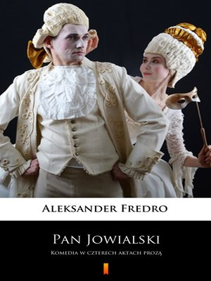 cover image of Pan Jowialski