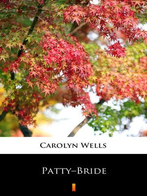 cover image of Patty–Bride