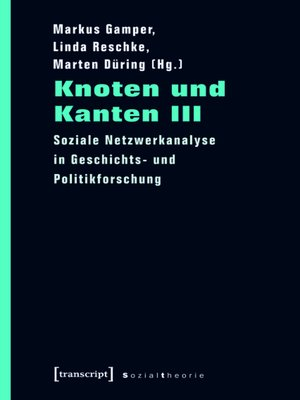 cover image of Knoten und Kanten III