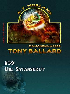 cover image of Tony Ballard #39