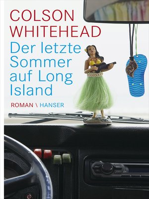 cover image of Der letzte Sommer auf Long Island