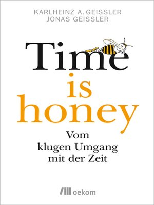 cover image of Time is honey
