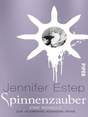 cover image of Spinnenzauber