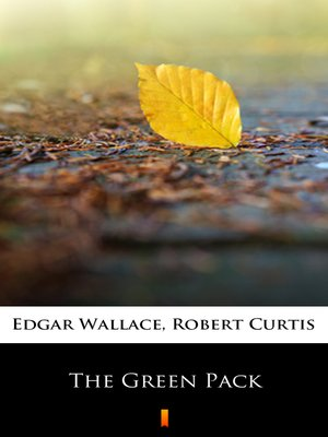 cover image of The Green Pack