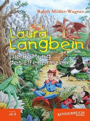 cover image of Laura Langbein. Die Rettung des Elfenprinzen