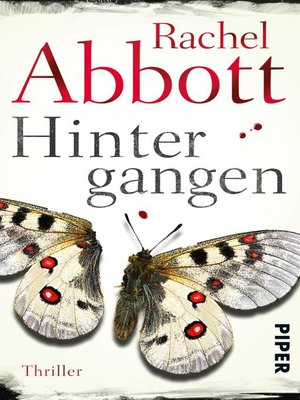 cover image of Hintergangen
