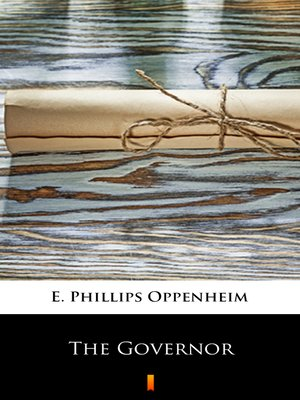 cover image of The Governor