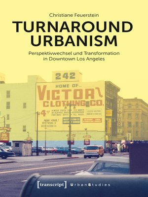 cover image of Turnaround Urbanism