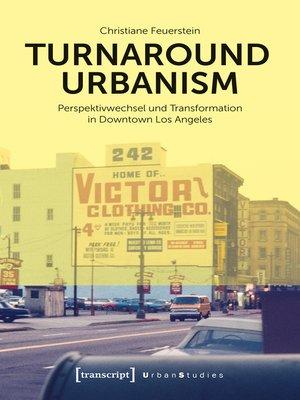 cover image of Turnaround Urbanism