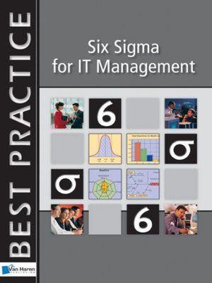 cover image of Six Sigma for IT Management