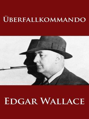 cover image of Überfallkommando