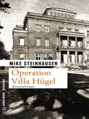cover image of Operation Villa Hügel