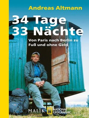 cover image of 34 Tage – 33 Nächte