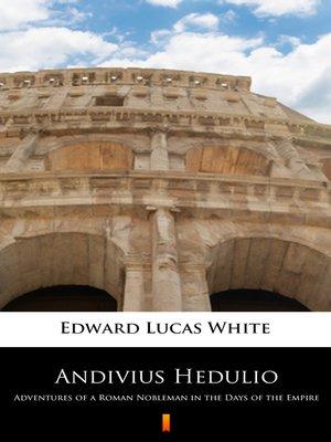 cover image of Andivius Hedulio