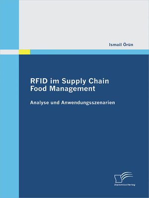 cover image of RFID im Supply Chain Food Management