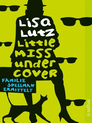 cover image of Little Miss Undercover
