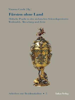 cover image of Fürsten ohne Land