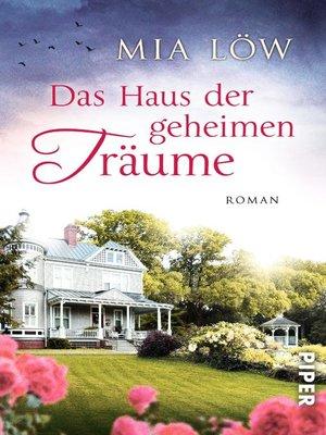 cover image of Das Haus der geheimen Träume