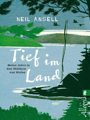 cover image of Tief im Land