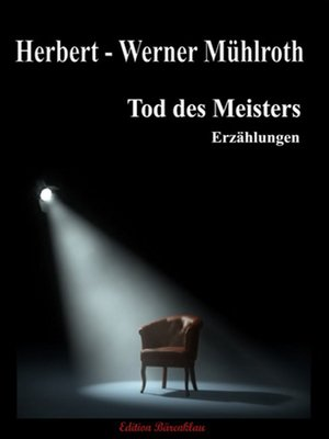 cover image of Tod des Meisters