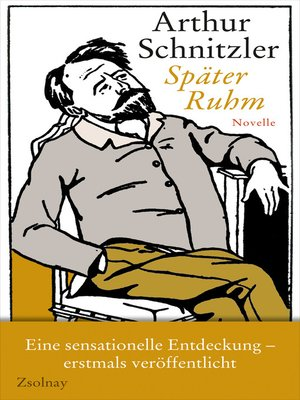 cover image of Später Ruhm