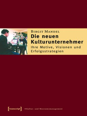 cover image of Die neuen Kulturunternehmer