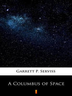 cover image of A Columbus of Space