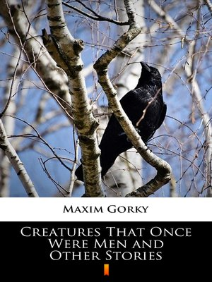cover image of Creatures That Once Were Men and Other Stories