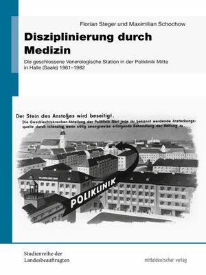 cover image of Disziplinierung durch Medizin