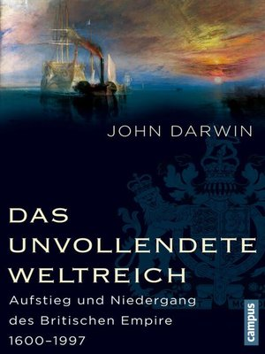 cover image of Das unvollendete Weltreich