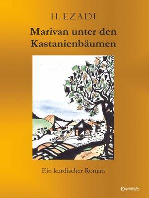 cover image of Marivan unter den Kastanienbäumen