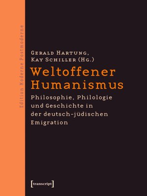 cover image of Weltoffener Humanismus