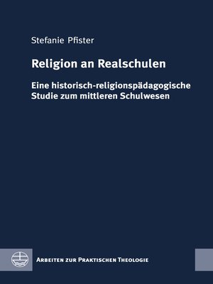 cover image of Religion an Realschulen