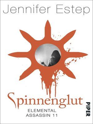 cover image of Spinnenglut