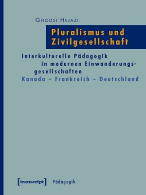 cover image of Pluralismus und Zivilgesellschaft