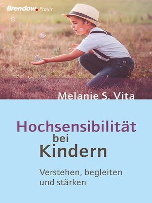 cover image of Hochsensibilität bei Kindern