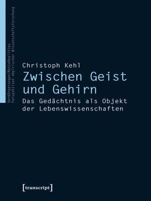 cover image of Zwischen Geist und Gehirn