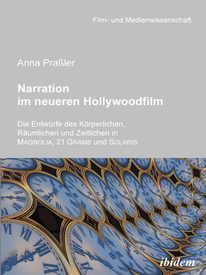 cover image of Narration im neueren Hollywoodfilm