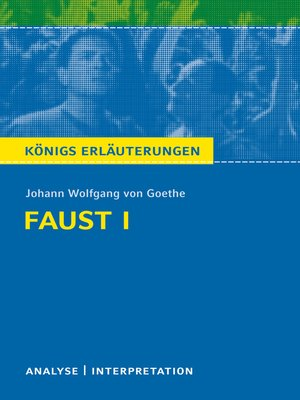 an analysis of faust by johann wolfgang von goethe
