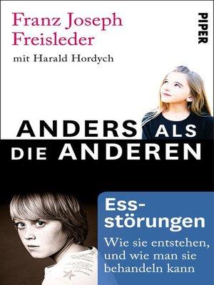 cover image of Essstörungen