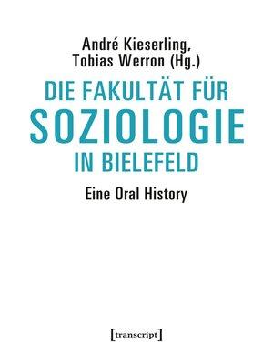 cover image of Die Fakultät für Soziologie in Bielefeld