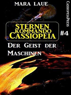 cover image of Sternenkommando Cassiopeia 4