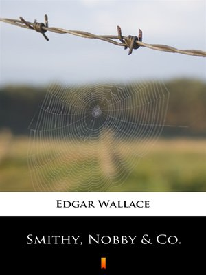 cover image of Smithy, Nobby & Co.