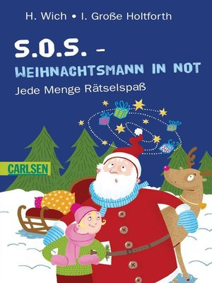 cover image of S.O.S.--Weihnachtsmann in Not