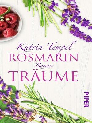 cover image of Rosmarinträume
