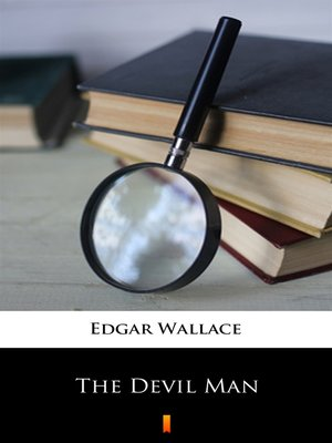 cover image of The Devil Man