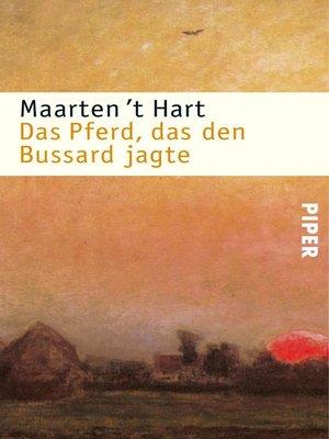 cover image of Das Pferd, das den Bussard jagte